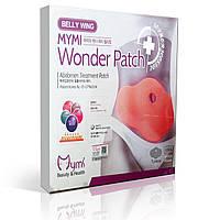 Пластырь для похудения Mymi wonder patch Belly Wing для живота
