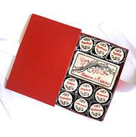 Подарки для женщин на 8 марта. Подарочный набор конфет с пожеланиями, фото 1