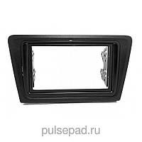Рамка 11-455 Carav Skoda Rapid 2013+