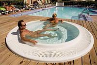 Нудистский туризм в Испании, о.Гран Канария - нудистский отель Hotel Magnolias Natura 4*