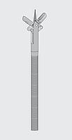 Щипцы биопсийные с овальными чашечками с иглой (многоразовые), фото 1