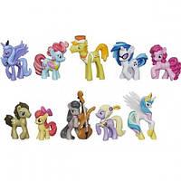 Май Литл Пони набор фигурок 10 шт. (My Little Pony Pony Friends Forever Collection )