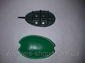 Кормушка рыболовная метод флэт 50гр(набор), фото 2