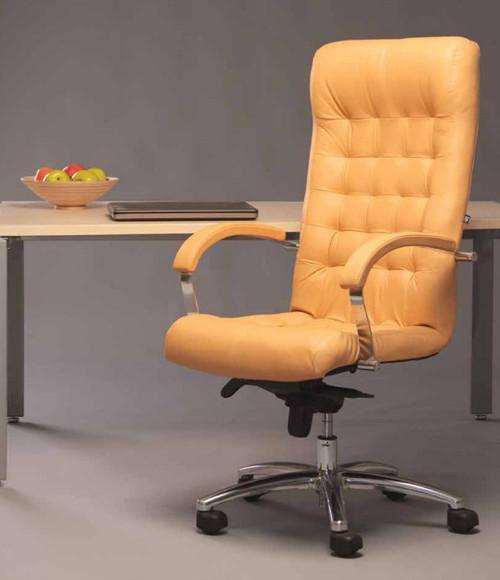 Крісла та стільці офісні