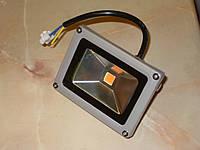 Світлодіодний фітопрожектор 10 Вт для теплиць