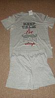Мужская пижама Nightwear Польша футболка шорты