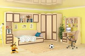 Детская мебель модульная (детские комнаты)