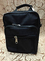 Спортивные Барсетка мужская( 4 кармана)/Сумка спортивная/Сумка для через плечо кринкл(жатка), фото 1