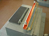 Устройство для стыковки конвейерной ленты ТК200 шириной 800мм