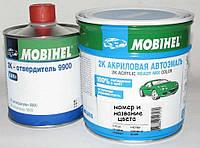 Автоэмаль акриловая Mobihel Мобихел 428 Медео 0,75л + отвердитель 9900 0,375л