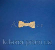 Бабочка-галстук №2 заготовка для декупажа и декора