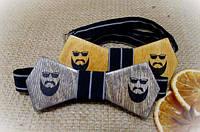 Бабочка-галстук №3 заготовка для декупажа и декора