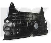 Грязезащита двигателя пластмас.