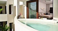 Нудистский туризм в Мексике - нудистский отель Intima Resort Tulum Adults Only 4*