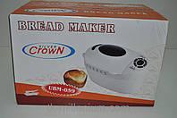 Crown хлебопечка UBM-059