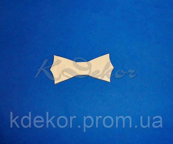 Метелик-краватка №14 заготівля для декору