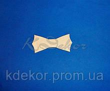 Бабочка-галстук №14 заготовка для декора