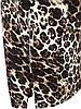 Облегающее леопардовое платье-миди (42), фото 5