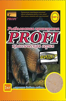 Прикормка PROFI Фидер, фото 2