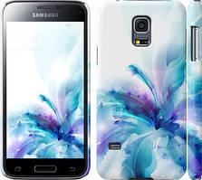 "Чехол на Samsung Galaxy S5 mini G800H цветок ""2265c-44"""