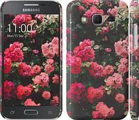 """Чехол на Samsung Galaxy Core Prime G360H Куст с розами """"2729c-76"""""""