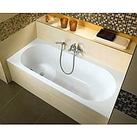 Ванна квариловая с ножками Виллерой Оберон 180 см Германия