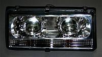 "TeleMIX - Комплект блокфар на ВАЗ 2104-2105-2107 c ""ангельскими глазками"" Tuning"
