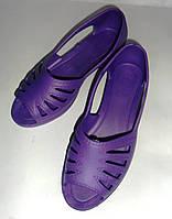 Женские туфли(лодочка) оптом ЕВА(фиолетовые), фото 1