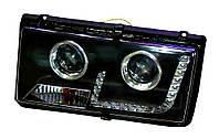 TeleMIX - Комплект блокфар на ВАЗ 2104-2105-2107 cо светодиодными ДХО Tuning (PL)