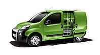 Защита двигателя Фиат Фиорино Кубо бензин (с 2007) Fiat Fiorino Qubo