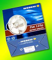 WESEM - Комплект оптики на ВАЗ 2103-2106 (FIAT 125 P), дальний свет, H4, RE.02807