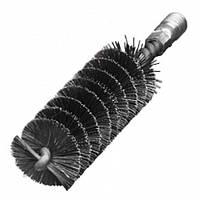 Ёрш-щетка для чистки теплообменника и дымохода, металлическая, Ø 50 мм