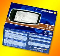 WESEM - Комплект навесных автомобильных фар, ближний и дальний свет с габаритом, H4, RE.25777