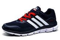 Кроссовки мужские   Adidas Adizero, темно-синие, фото 1