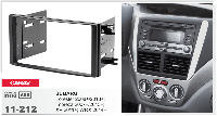 2-DIN переходная рамка SUBARU Forester 2008+/2013+; Impreza 2007+/2013+; XV 2011+; WRX 2014+, CARAV 11-212