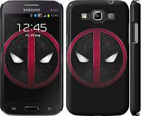 "Чехол на Samsung Galaxy Win i8552 Дэдпул ""3405c-51"""