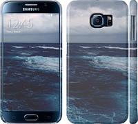 "Чехол на Samsung Galaxy S6 G920 Океан ""2689c-80"""