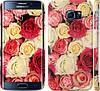 "Чехол на Samsung Galaxy S6 Edge G925F Розы 7 ""2899c-83"""