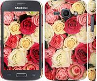 "Чехол на Samsung Galaxy Ace 3 Duos s7272 Розы 7 ""2899c-33"""