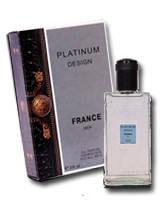 PARIS ACCENT BIG BOX Platinum Design edp M 100ml (шт.)