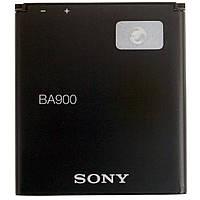 Аккумулятор Sony ST26i Xperia J, BA900 (1900 мАч)