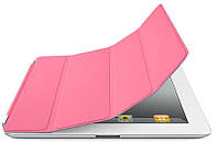 Apple Smart Cover для iPad 2/3/4 полиуритан розовая (MD308) Original