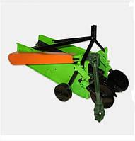 Картофелевыкапыватель ДТЗ 1Н (транспортерный, эксцентрик, отрезные диски, без вала карданного)