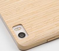 Деревянный чехол бампер для смартфонов Mi Note White oak wood 1152500004