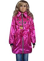 Верхняя одежда для девочек 7-10 лет