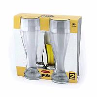 Набор бокалов для пива 415 мл Pub Pasabahce 42116