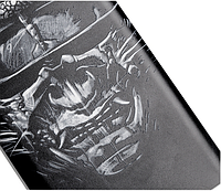 Чехол бампер для смартфонов Xiaomi Mi Note 3D Samurai 1152900028