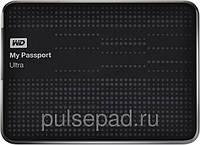 Жесткий диск WD My Passport Ultra WDBZFP0010BBK