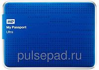 Жесткий диск WD My Passport Ultra WDBZFP0010BBL
