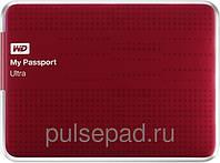 Жесткий диск WD My Passport Ultra WDBZFP0010BRD